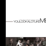 DVD cover - You Look a Lot Like Me